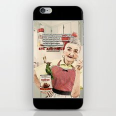 Spicalicious iPhone & iPod Skin