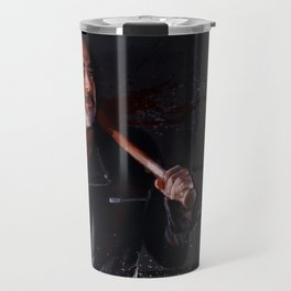 Negan And Lucille - The Walking Dead Travel Mug