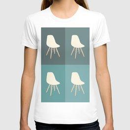Eames x 4 #3 T-shirt