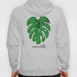 Monstera Hoody