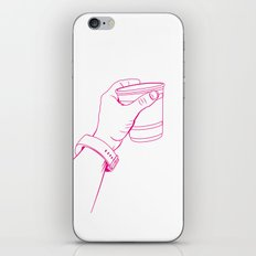 The Party Cup - v1 iPhone & iPod Skin