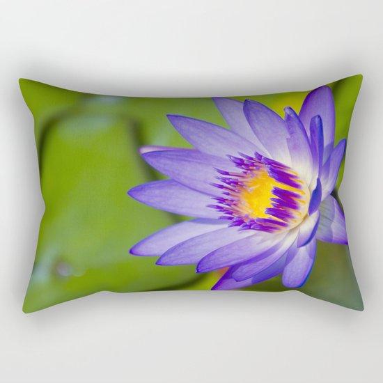 Pūpūkea Garden Breeze Rectangular Pillow