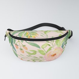 Pink Meadow Fanny Pack