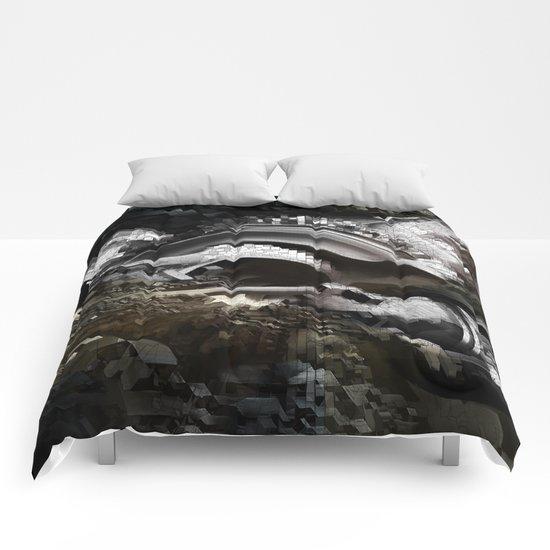 Hyperobject #02 Comforters