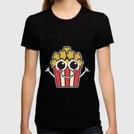 popcorn cinema popcorn bag corn bag T-shirt