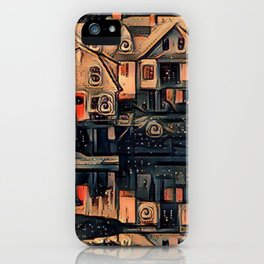 House of the Golden Mean iPhone Case
