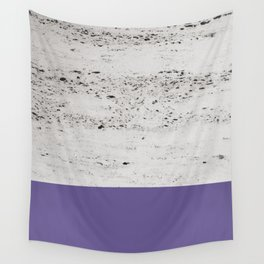 Ultra Violet on Concrete #3 #decor #art #society6 Wall Tapestry