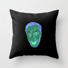 Mr. Yabatan I am really surprised ! Throw Pillow