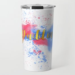Puddin' Travel Mug