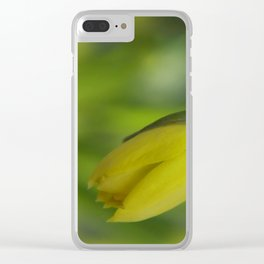 little pleasures of nature -8- Clear iPhone Case