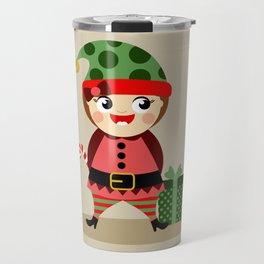 Lutine (beige) Travel Mug