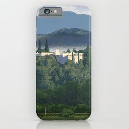 Napa Valley - Sterling Vineyards, Calistoga District iPhone Case