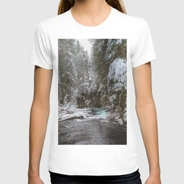 A Quiet Place - Pacific Northwest Nature Photography T-shirt