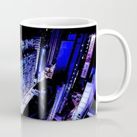 vertigo Mugs featuring Vertigo by Danielle Tanimura