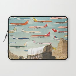 Over There Yonder Laptop Sleeve