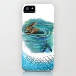 River raddit iPhone Case