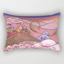 Mr. Joy  Coaster Rectangular Pillow