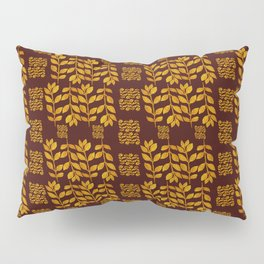 Victory in Red Pillow Sham