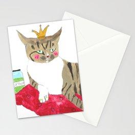 Catnip Powertrip Stationery Cards