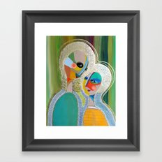Aura 3 Framed Art Print