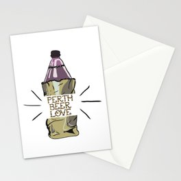 Perth Beer Love Stationery Cards