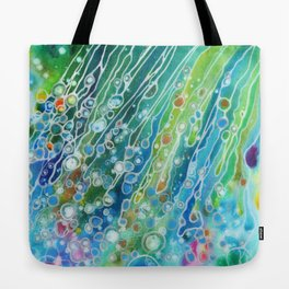 Rainbow Sprinkles Tote Bag
