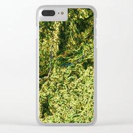 MindMap.03 - Spaghetti Head Clear iPhone Case