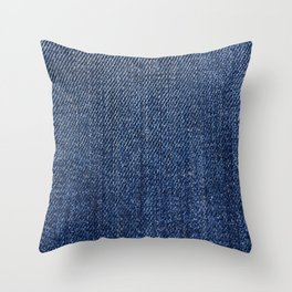 Jeans On All Throw Pillow