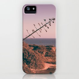 An Impending Fall iPhone Case
