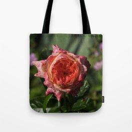 Floral ice cream Tote Bag