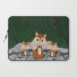 The Fox Family Laptop Sleeve