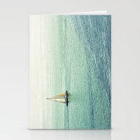 sailing Stationery Cards featuring Sailing by Lawson Images