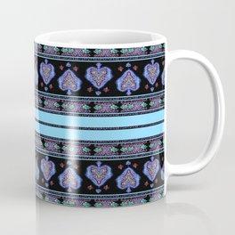 Persian Tapestry Blue Coffee Mug
