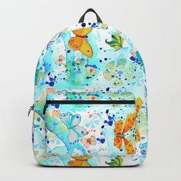 Summer Butterflies Backpack