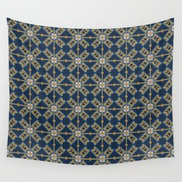 Luxury Spanish Tile - Pattern Wall Tapestry