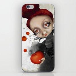 Treacherous gift  iPhone Skin