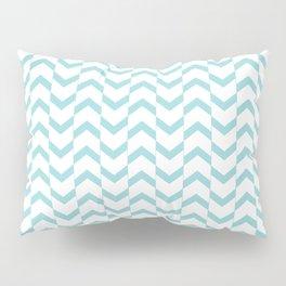 Limpet shell chevron  Pillow Sham