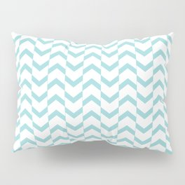Limpet shell chevron  Pillow Sham