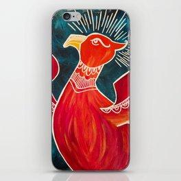 May the Phoenix Rise iPhone Skin