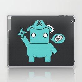 Ninja Pirate Robot Zombie Laptop & iPad Skin