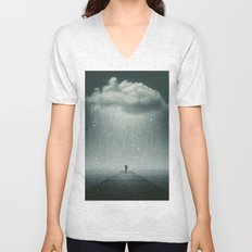 Weathering the Storm Unisex V-Neck