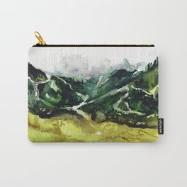 The flow of nature Carry-All Pouch
