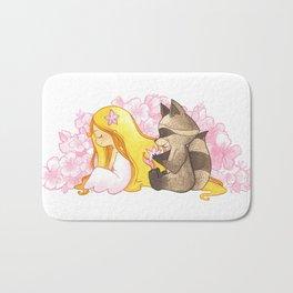 Sweet Spring Bath Mat