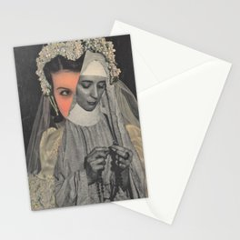 Wedded To The Idea Stationery Cards