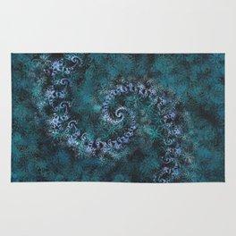 From Infinity - Ocean Rug