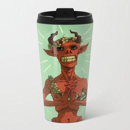 Spring Demon Metal Travel Mug