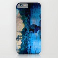 River blues iPhone 6s Slim Case