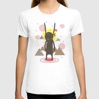 scott pilgrim T-shirts featuring PILGRIM 순례자  by PAUL PiERROt