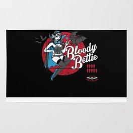 Bloody Bettie Rug