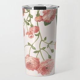 Rosa Multiflora Travel Mug